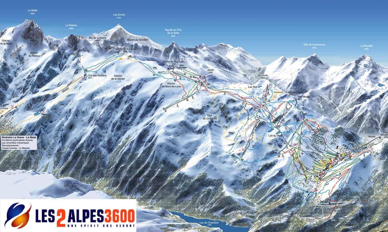 Les deux alpes en val d 39 is re tjoolaard for Piscine les deux alpes